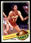1979 Topps #78  Steve Hawes  Front Thumbnail