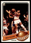 1979 Topps #65  Wes Unseld  Front Thumbnail