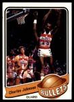 1979 Topps #116  Charles Johnson  Front Thumbnail