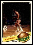 1979 Topps #21  Brian Winters  Front Thumbnail