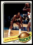 1979 Topps #91  Junior Bridgeman  Front Thumbnail