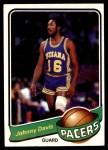 1979 Topps #92  Johnny Davis  Front Thumbnail