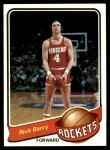 1979 Topps #120  Rick Barry  Front Thumbnail