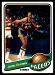 1979 Topps #113  James Edwards  Front Thumbnail