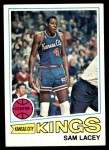 1977 Topps #49  Sam Lacey  Front Thumbnail