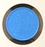 1962 Salada Coins #33  Yogi Berra  Back Thumbnail