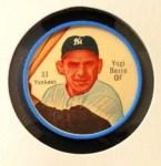 1962 Salada Coins #33  Yogi Berra  Front Thumbnail