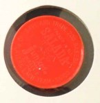 1962 Salada Coins #171  Richie Ashburn  Back Thumbnail