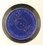 1962 Salada Coins #141  Clay Dalrymple  Back Thumbnail