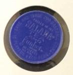 1962 Salada Coins #50  Steve Boros  Back Thumbnail