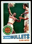 1977 Topps #40  Elvin Hayes  Front Thumbnail
