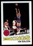 1977 Topps #97  Tom Burleson  Front Thumbnail