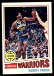 1977 Topps #111  Robert Parish  Front Thumbnail