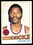 1977 Topps #107  Jim McMillian  Front Thumbnail