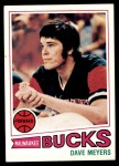 1977 Topps #76  Dave Meyers  Front Thumbnail