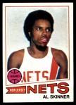 1977 Topps #91  Al Skinner  Front Thumbnail