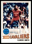 1977 Topps #106  Elmore Smith  Front Thumbnail