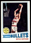 1977 Topps #128  Mitch Kupchak  Front Thumbnail