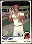 1973 Topps #417  Scipio Spinks  Front Thumbnail