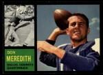 1962 Topps #39  Don Meredith  Front Thumbnail
