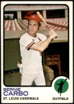 1973 Topps #171  Bernie Carbo  Front Thumbnail