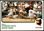 1973 Topps #460  Bill Freehan  Front Thumbnail
