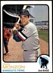 1973 Topps #469  Dan Monzon  Front Thumbnail