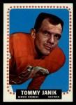 1964 Topps #49  Tom Janik  Front Thumbnail