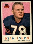 1959 Topps #96  Stan Jones  Front Thumbnail