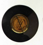 1910 Sweet Caporal Pins LG Mickey Doolan  Back Thumbnail