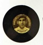 1910 Sweet Caporal Pins LG Mickey Doolan  Front Thumbnail