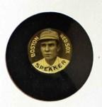 1910 Sweet Caporal Pins LG Tris Speaker  Front Thumbnail