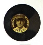 1910 Sweet Caporal Pins LG Gabby Street  Front Thumbnail