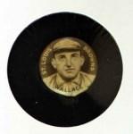 1910 Sweet Caporal Pins SM Bobby Wallace  Front Thumbnail