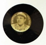 1910 Sweet Caporal Pins  Eddie Cicotte  Front Thumbnail