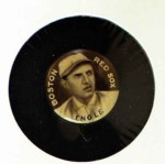 1910 Sweet Caporal Pins SM Clyde Engle  Front Thumbnail