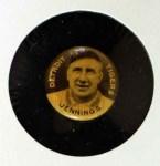 1910 Sweet Caporal Pins SM Hughie Jennings  Front Thumbnail