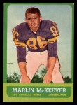 1963 Topps #46  Marlin McKeever  Front Thumbnail