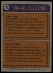 1974 Topps #135   -  Bobby Clarke All-Star Back Thumbnail