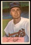 1954 Bowman #197  Lou Kretlow  Front Thumbnail