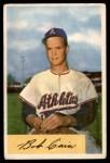 1954 Bowman #195  Bob Cain  Front Thumbnail