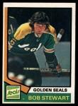 1974 Topps #92  Bob Stewart  Front Thumbnail