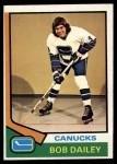 1974 Topps #240  Bob Dailey  Front Thumbnail