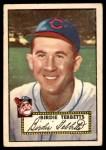 1952 Topps #282  Birdie Tebbetts  Front Thumbnail