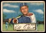 1952 Topps #14  Bob Elliott  Front Thumbnail