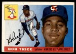 1955 Topps #132  Bob Trice  Front Thumbnail