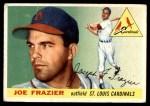 1955 Topps #89  Joe Frazier  Front Thumbnail