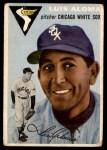 1954 Topps #57  Luis Aloma  Front Thumbnail