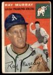 1954 Topps #49  Ray Murray  Front Thumbnail