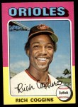 1975 Topps #167  Rich Coggins  Front Thumbnail